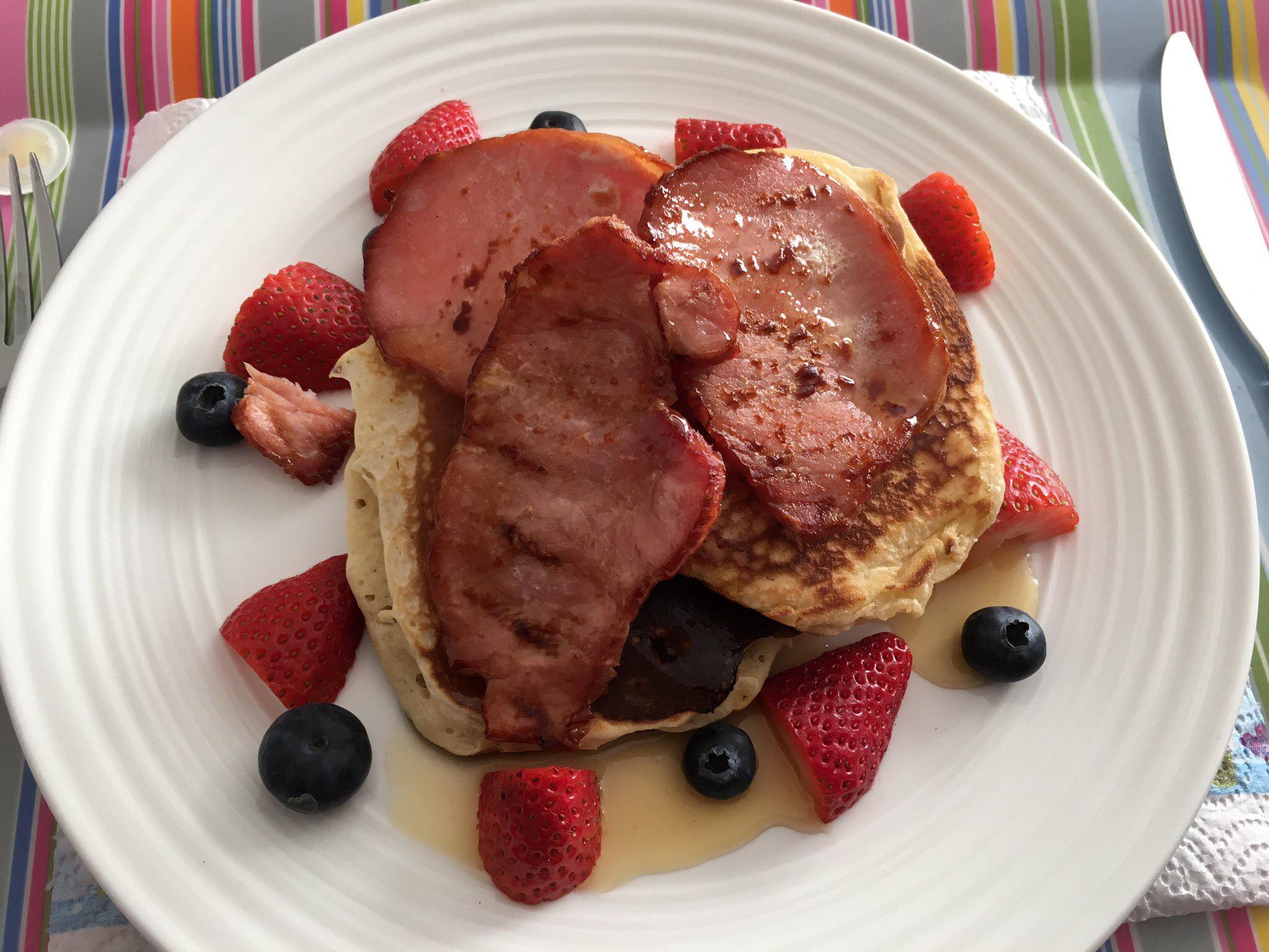 Pancakes p23 from the Mountain Cafe Cookbook