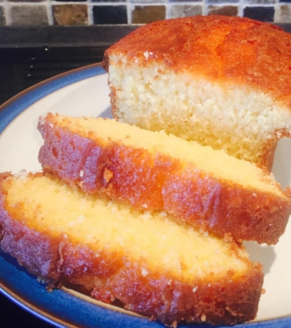 Lemon Loaf p179 from the mountain cafe cookbook