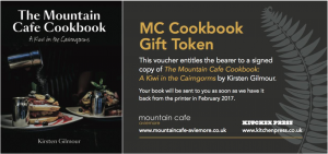 Mountain Cafe Aviemore Cookbook A Kiwi in the Cairngorms