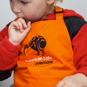 Wee Chef Orange Apron