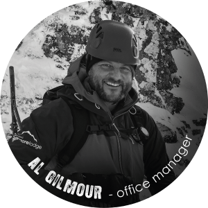 Al Gilmour Office Manager