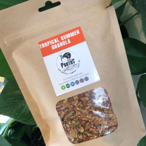 Tropical Summer Granola