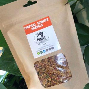 Tropical Summer Granola