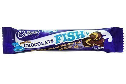 cocolate fish