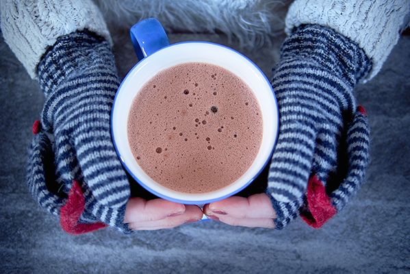 Warming and cosy